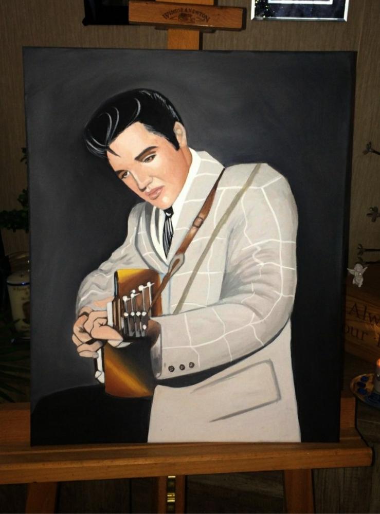 Elvis Presley par mark9826uk